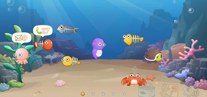 어장관리 어플리케이션 관리소홀 수생동물