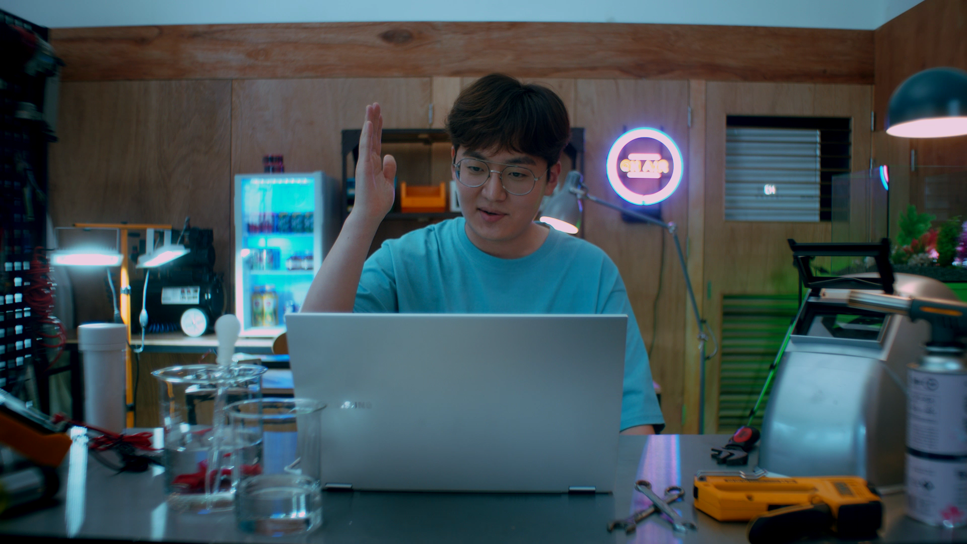 SKT, SK텔레콤, 선배발람회, 공돌이용달, 유튜버