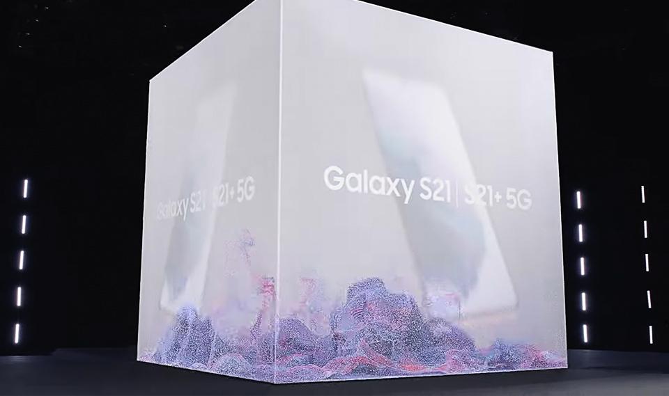 갤럭시S21, GalaxyS21, 삼성전자, 갤럭시S, 갤럭시언팩