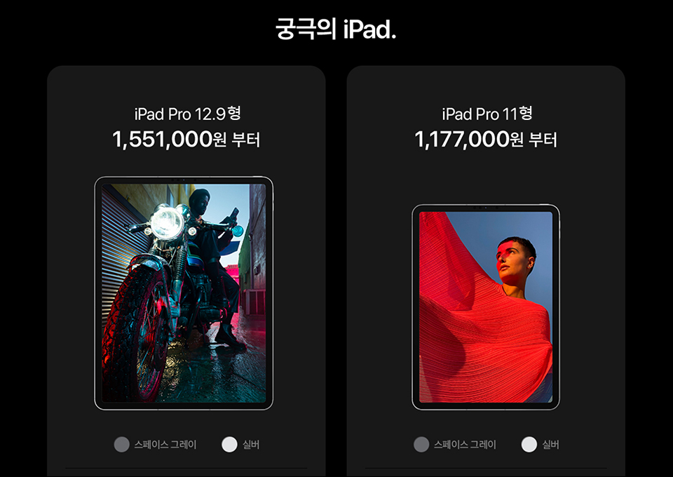 아이패드 프로, 아이패드 프로 5세대, 5G 아이패드 프로